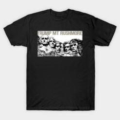 Trump mt Rushmore 2020 Tshirt | Trump Face on Mount Rush More