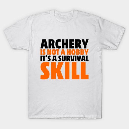 Bow Archer Hunting Survive Skill Hunters Guns Ammo