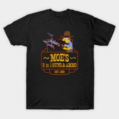 Moe's 5 in 1 Guns & Ammo