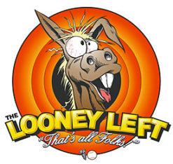 The Looney Left White shirt