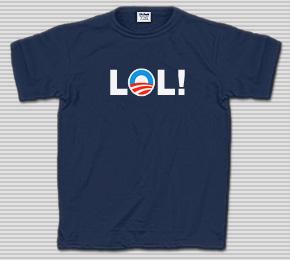 Obama LOL T-Shirt