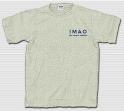 IMAO's Top 10 Gun Safety Tips Grey T-Shirt