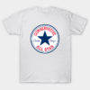 Conservative All-Star White Tee Shirt
