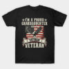 I'm A Proud Granddaughter Of A Vietnam Veteran T-Shirt