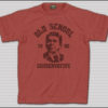 Old School Conservative Weathered T-Shirt