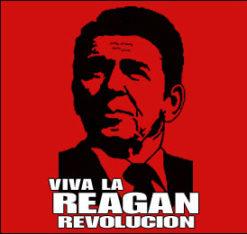 Viva La Reagan Revolucion Shirt