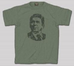Reagan Weathered T-Shirt, Desert Wash Green