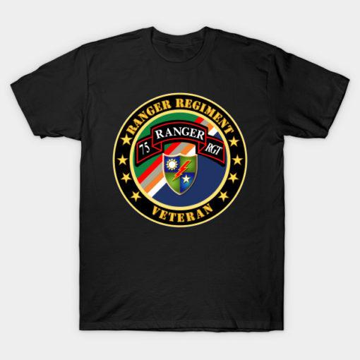 Ranger Regiment Veteran - Scroll - DUI