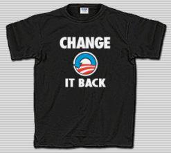 Change It Back T-Shirt