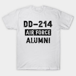 DD 214 Air Force Alumni