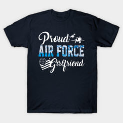 Proud Air Force Girlfriend