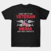 Veteran Grandpa T-Shirt Proud Grampy Gift Tees Mema