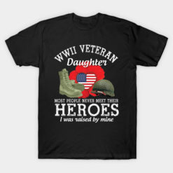 WWII Veteran Daughter Most People Never Meet Their Heroes I Was Raised By Mine Father Daddy Papa