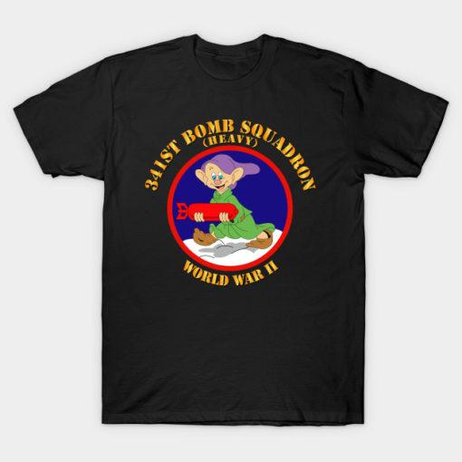 341st Bomb Squadron - WWII