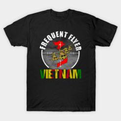 Vietnam Veteran UH-1 Huey Frequent Flyer