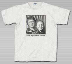 Clinton Larval Stage - Nemesis Liberalis T-Shirt