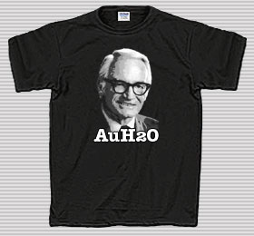 Barry Goldwater AuH2O T-Shirt