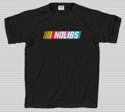 NOLIBS Black T-Shirt