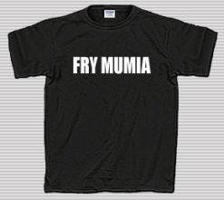 Fry Mumia Black T-Shirt