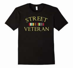 street veteran shirt