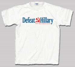 Defeat Hillary for the Common Good T-Shirt