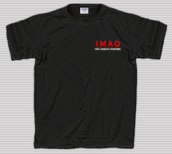 IMAO's Know Thy Enemy T-Shirt, The French