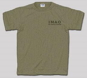 IMAO's Know Thy Enemy T-Shirt - Terrorists Edition
