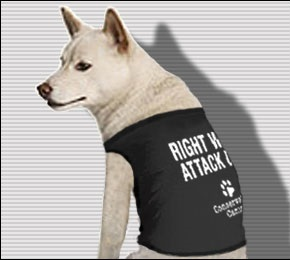 Right Wing Attack Dog Shirt