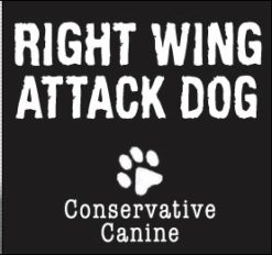 Right Wing Attack Dog T-Shirt
