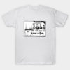 Axis of Evil White T-Shirt
