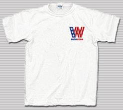 Bush 2004 Stars & Stripes T-Shirt