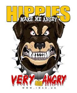 IMAO's 'Chomps the Dog' Shirt