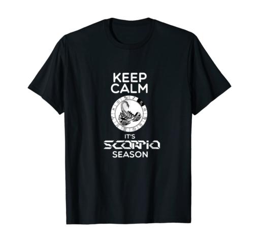 Scorpio T-shirt-Perfect tshirt for Scorpio season