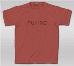 FUHRC Anti-Hillary Shirt, Desert Wash Red