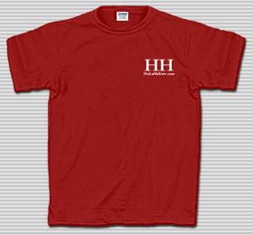 The Official Hugh Hewitt T-Shirt