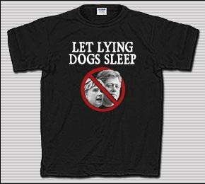 Let Lying Dogs Sleep Shirt