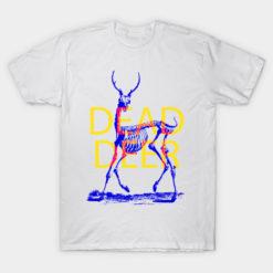 Dead Deer - Cool Funny Hunter Design