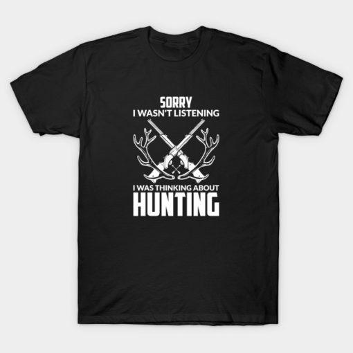 Hunter poacher deer