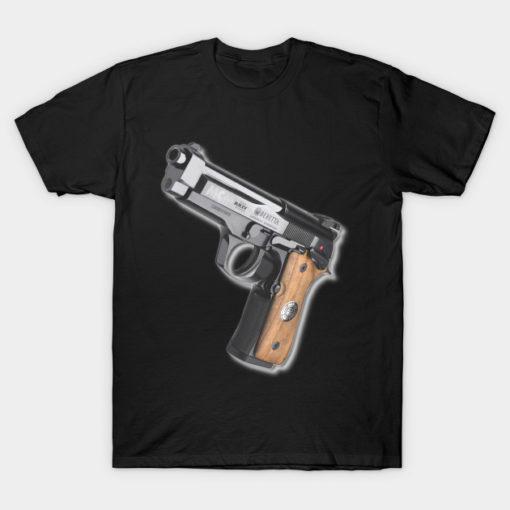 Weapons - Semiautomatic pistol - Beretta 92 FS Centennial - 121203