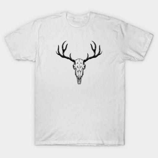 Hunting Deer Skull