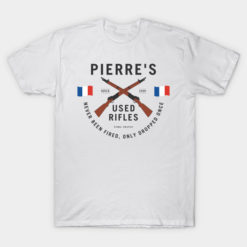 Pierre's Used Rifles