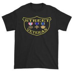 Street Club Veteran Beefy Short sleeve t-shirt