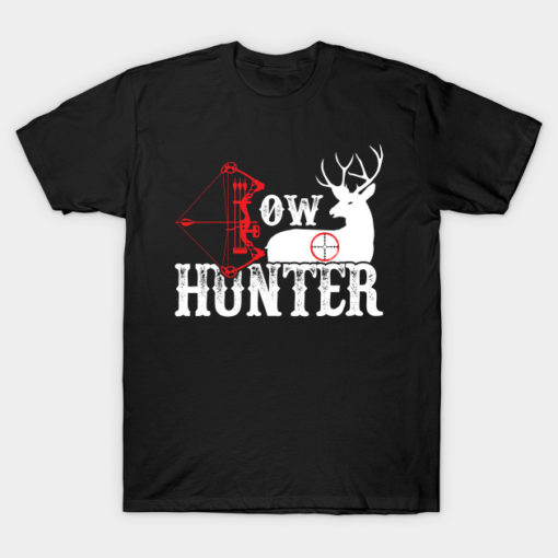 bow hunter shirt hunting lover