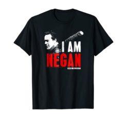 The Walking Dead I Am Negan T-Shirt