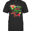 Christmas In A World Full Of Grinches Be A Cindy Lou Who T-Shirt