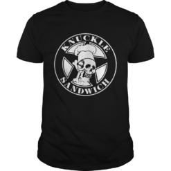 Guy Fieri Knuckle Sandwich Shirts