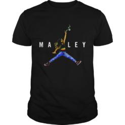 Bob Marley Jump Nyabinghi Air Jordan shirt