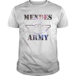 Mendes army shirt