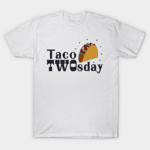 Funny Tacos Lover Gift, Taco Tuesday T-Shirt Masswerks Store