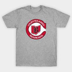 DEFUNCT - Cleveland Barons Hockey T-shirt